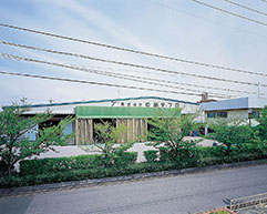 東栄工場(安城市東栄町)